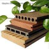 Смесь напольного Decking WPC деревянная пластичная для ландшафта
