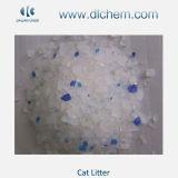 Lettiera di cristallo per il prodotto dell'animale domestico