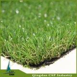 2X25m Tamaño del césped sintético para paisaje del jardín