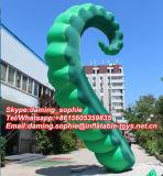 Pattes gonflables de poulpe d'Airblowing pour la décoration de construction