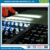 Толщиные 6.38 mm освобождают прокатанное поплавком защитное стекло с пленкой PVB