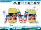 Détergent de blanchisserie liquide de ramollissant de tissu