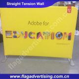 Dye Sublimation Exposición de Exhibición de Tejido de Tensión de Aluminio