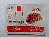 La aduana de los fabricantes imprimió el pato de empaquetado térmico en caliente del bolso de la hoja