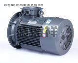 мотор AC асинхронного двигателя электрического двигателя 45kw трехфазный