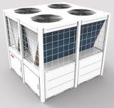 Pompas de calor de la fuente de aire 165kw para la agua caliente