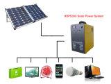 Utilisation à la maison 1kw à 10kw outre de système d'énergie solaire de picovolte de réseau