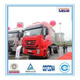 중국 고명한 상표 Iveco C100 380HP 트랙터 트럭