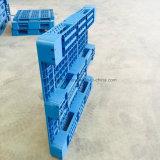 4-Way pálete plástica resistente de empilhamento logística de estática da carga 4000kg