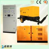 50kw無声発電機セットの電力はディーゼル機関によってセットした