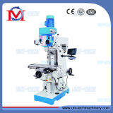 보편적인 Small Drilling 및 Rotary Worktable (ZX7550CW)를 가진 Milling Machine