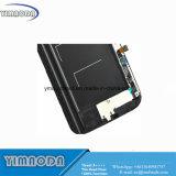 Samsungギャラクシーノート2 N7100 I317 I605 L900 T889のタッチ画面のための電話LCD