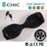 새로운 도착 2 바퀴 손은 Bluetooth 스피커를 가진 지능적인 전기 편류 스쿠터 스케이트보드를 해방한다