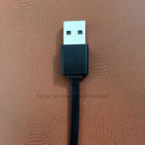 Cabo liso cobrando rápido do USB para Samsung