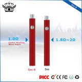 Grande batteria ricaricabile di piccola dimensione della batteria 3.7V del vapore 350mAh 510 Vape
