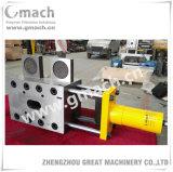 Cambiador contínuo de alta pressão da tela para a máquina plástica da extrusão