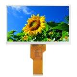 7 Zoll - Panel der hohen Helligkeits-TFT LCD mit Touch Screen
