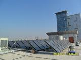 Sistema solare del riscaldamento dell'acqua dello schermo piatto per i luoghi pubblici