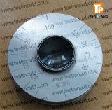 Forme peignée humide rectangulaire de mesure d'épaisseur de film