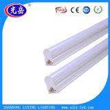 Tubo del tubo Light/LED de la integración LED de Aluminum+PC 9With18W T5