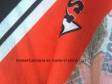 Poliéster impresso relativo à promoção personalizado produto Headwear amarelo tubular do logotipo do OEM