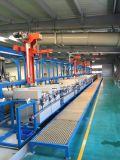 Linha de produção alcalina do chapeamento do zinco