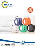 Lanterne solaire de lampes légères d'intérieur solaires portatives chaudes de vente