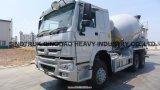 8m3 (ZZ1257N3241)를 위한 HOWO 구체 믹서 트럭