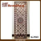Acciaio inossidabile del metallo decorativo interno che intaglia il divisorio (SJ-PO14)