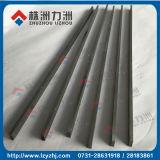 tiras sinterizadas Thinckness del carburo de tungsteno de 1.0m m para las herramientas de corte