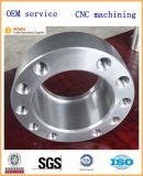 La alta precisión modificó el borde forjado del acero para requisitos particulares inoxidable para la industria