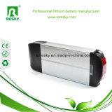 De e-Fiets van het Rek van het lithium 48V 12ah AchterBatterij door de Cel van Japan
