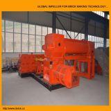 中国の自動粘土の煉瓦作成機械