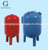 建物および企業のための深いデッサンおよび溶接の部品圧力容器