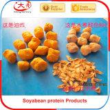 Linha de processamento da proteína da pepita da soja/maquinaria Texturised