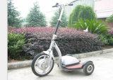 500W большой мощности для взрослых Складная электрический скутер с сидением на продажу