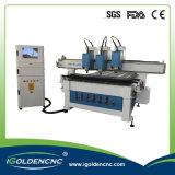 Lista de precios de madera de la máquina principal multi del CNC