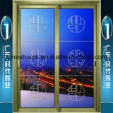 Anbietende Aluminiumlegierung-hängende Tür Foshan-Maufacturer