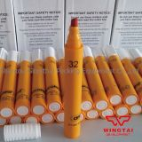 Crayon lecteur d'essai de tension superficielle d'Arcotest de crayon lecteur de dyne de corona