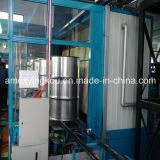 Quarto interno e de Outside Spray Painting (3-color) para Steel Drum e Steel Drum Making Machine 210L ou 55 Galleon