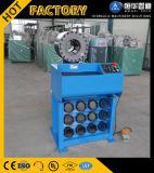 Fabricação profissional Máquina de engaste de mangueira hidráulica Máquina de engarrafamento de mangueira Máquina de fabricação de tubos de borracha
