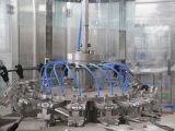 キャッピングの分類ラインが付いている自動液体のびんの充填機