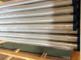 ASTM tubazione sanitaria austenitica senza giunte e saldata di A270 dell'acciaio inossidabile
