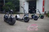 bici eléctrica de la rueda de Citycoco dos de la rueda grande 9.5inch (vespa eléctrica del harley)