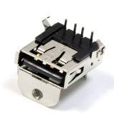 STB/DVD/HDTV/PC/Automobile 자료 레코더 디지탈 카메라를 위한 19pin 여성 HDMI 연결관