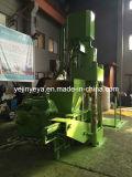 Máquina de alumínio de bronze da imprensa do carvão amassado do ferro Sbj-315 automático vertical