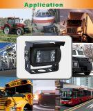 Terminar el sistema atado con alambre de las cámaras digitales para los carros
