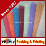 Papier de soie de soie de Noël, papier de Warpping (4112)