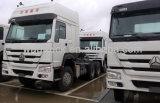 Carro del cargo de Sinotruk HOWO 6X4 371HP Zz1257s4641W