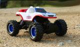 2.4GHz véhicule électrique s'élevant tous terrains de jouet de moteur du capitaine Amérique